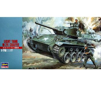 Hasegawa Light Tank M24 Chaffee