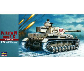 Hasegawa Pz. Kpfw IV Ausf. G