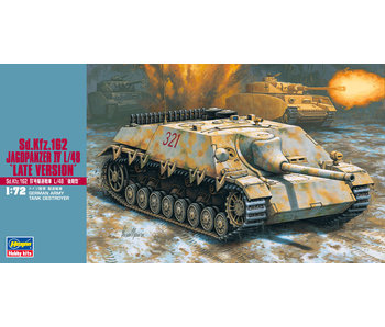 Hasegawa Sd.Kfz. 162 Jagdpanzer IV L/48 Late Version
