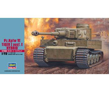 Hasegawa Pz. Kpfw. Vi Tiger I Ausf. E Hybrid
