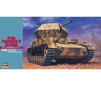 Hasegawa 37mm Flakpanzer IV Ostwind