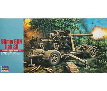 Hasegawa 88mm Gun Flak 36