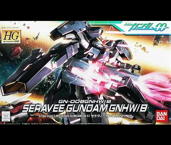 Bandai #51 Seravee Gundam GNHW/B Gundam 00, Bandai HG