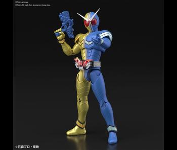 Bandai Kamen Rider Double Luna Trigger Kamen Rider - Bandai Figure-rise Standard