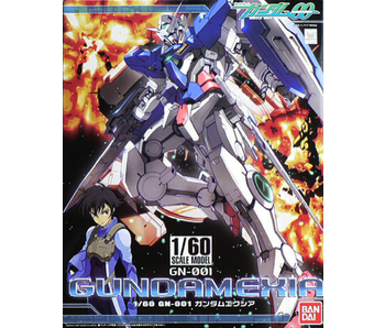 Bandai Gundam Exia Gundam 00 - Bandai 1/60 00