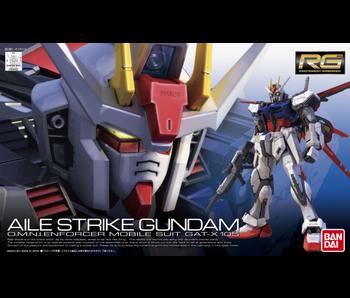 Bandai #3 GAT-X105 Aile Strike Gundam Gundam SEED, Bandai RG