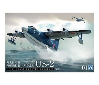 Aoshima 1/144 JMSDF Rescue Flyingboat US-2