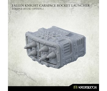 Fallen Knight Carapace Rocket Launcher