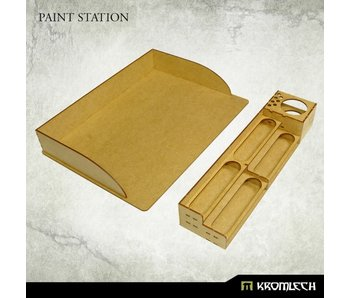 Paint Station (HDF)