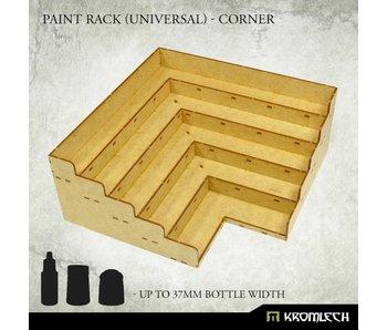 Paint Rack (Universal) - Corner (HDF)