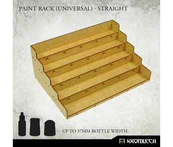 Paint Rack (Universal) - Straight (HDF)