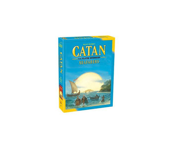 Catan (5th Edition) - Expansion Seafarers 5-6 Player (English)