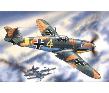 ICM Messerschmitt Bf 109F-4, WWII German Fighter