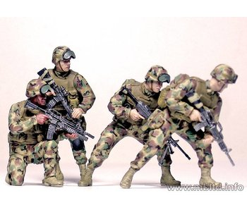 Master Box Iraq events. Kit #1, US Marines
