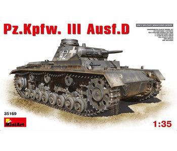 MiniArt Pz.Kpfw.3 Ausf.D (1/35)
