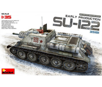 MiniArt SU-122 (Early Production) (1/35)
