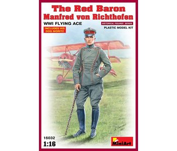 MiniArt Red Baron. Manfred von Richthofen.WW1 Flying Ace (1/16)