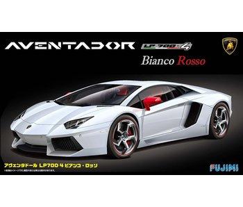 Fujimi  Lamborghini Aventador Biancorosso