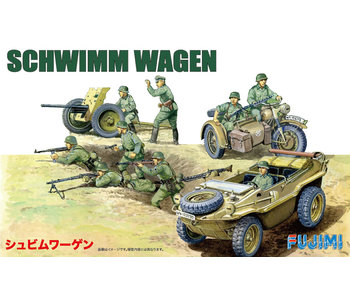 Fujimi German Kubelwagen