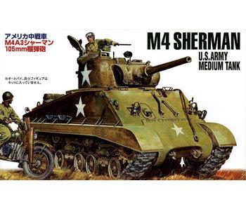 Fujimi U.S. M4A3 Sherman