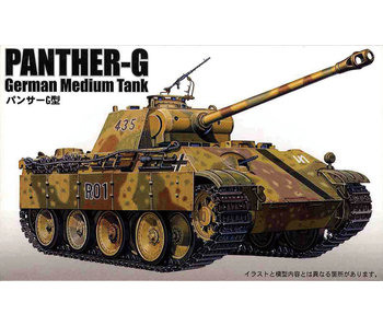 Fujimi German Panther G