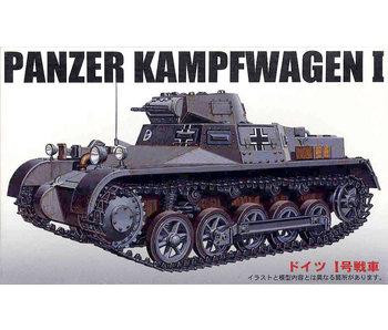 Fujimi German Panzer Kampfwagen I