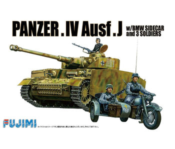 Fujimi Panzer IV Ausf.J
