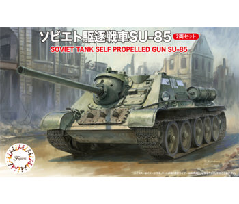 Fujimi Soviet SU-85 (Set of 2)