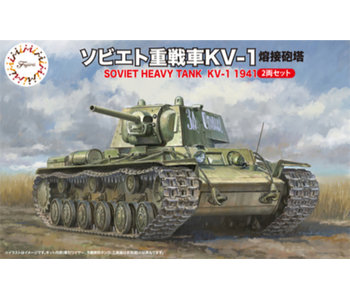 Fujimi Soviet KV-1 (Set of 2)
