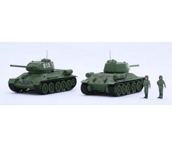 Fujimi Soviet T-34/85 (Set of 2)