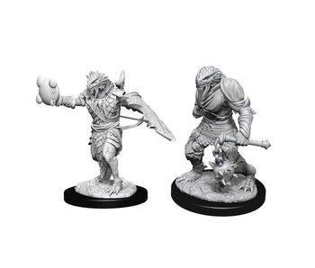 D&D Unpainted Minis Wv11 Male Dragonborn Paladin