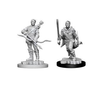 D&D Unpainted Minis Wv11 Male Human Ranger