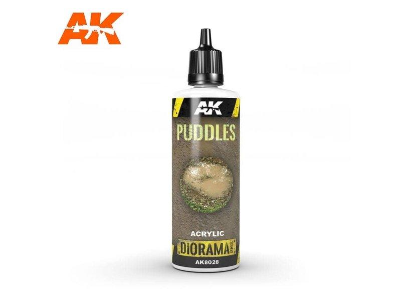 AK Interactive AK Interactive Puddles - 60ml (Acrylic)