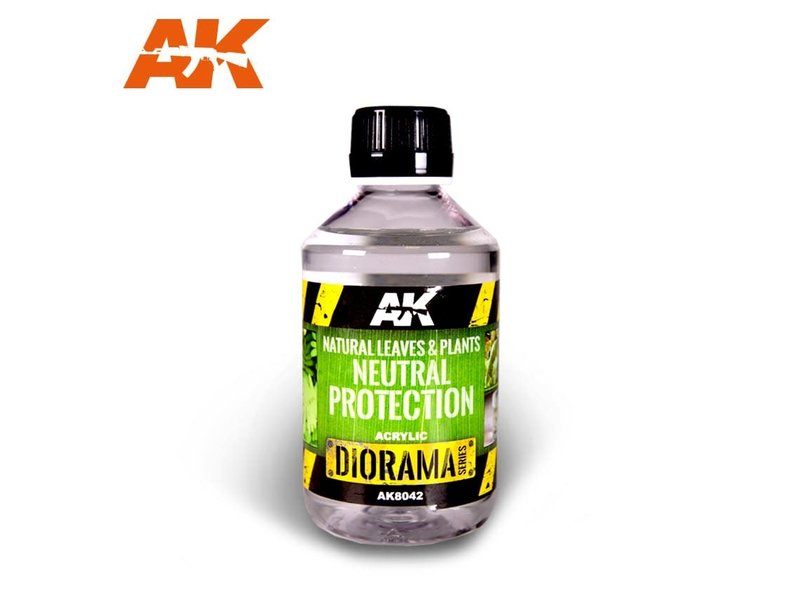 AK Interactive AK Interactive Leaves And Plants Neutral Protection - 250ml