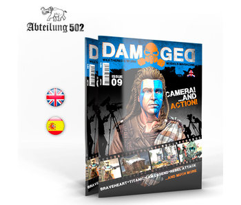 Abteilung 502 Damaged, Worn And Weathered Models Magazine - 09 (English)