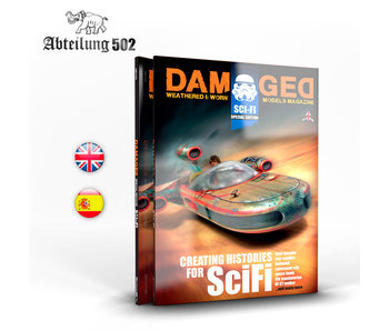 Abteilung 502 Damaged Book Special Scifi (English)
