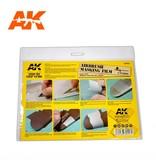 AK Interactive AK Interactive Airbrushing Masking Film (2 Units Size A4)