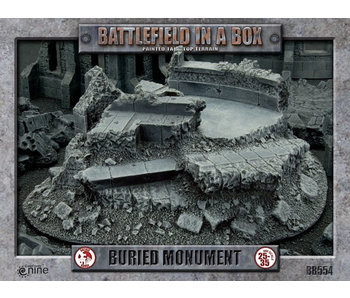 Battlefield In A Box - Gothic Buried Monument
