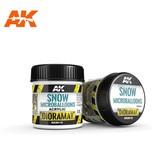 AK Interactive AK Interactive Snow Microballoons - 100ml