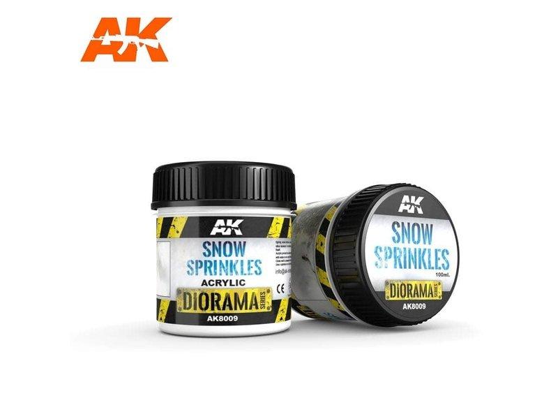 AK Interactive AK Interactive Snow Sprinkles - 100ml (Acrylic)