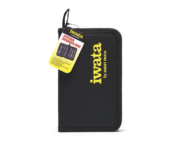 IWATA Zippered Airbrush Case (empty)