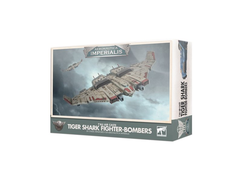 Games Workshop Aeronautica Imperialis - Tau Tiger Shark Fighter-Bombers