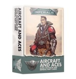 Games Workshop Aeronautica Imperialis - Aircraft & Aces Imperial Navy Cards