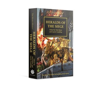 Horus Heresy - Heralds of The Siege Book (PB) (PRE-ORDER)