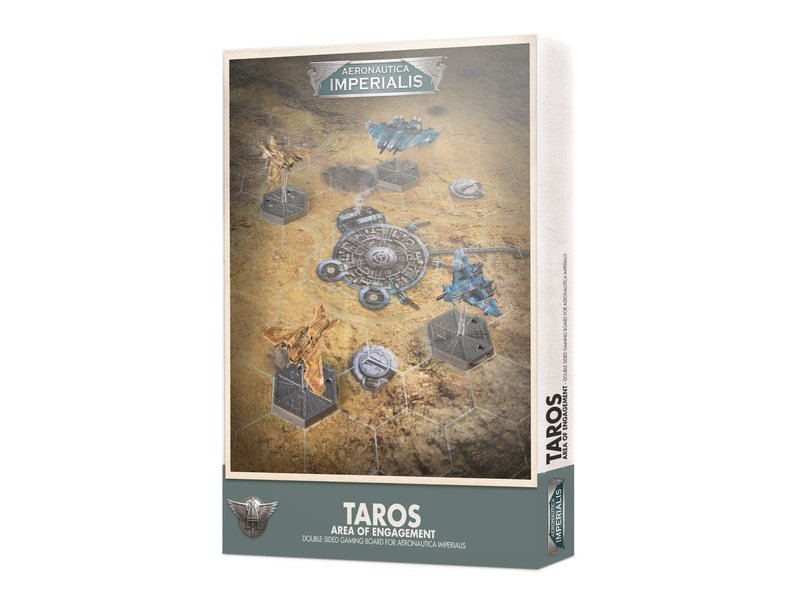 Games Workshop Aeronautica Imperialis - Area of Engagement Taros