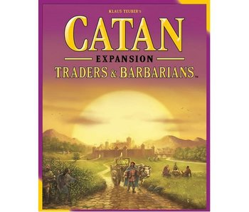 Setllers Of Catan Expansion Traders & Barbarians 5Th Ed