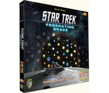 Star Trek Catan - Federation Space