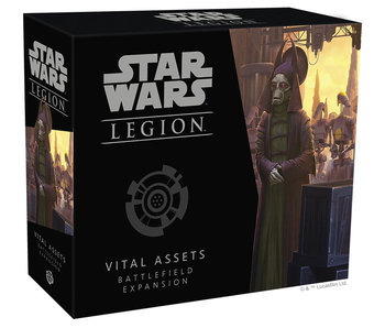Star Wars Legion - Vital Assets Pack