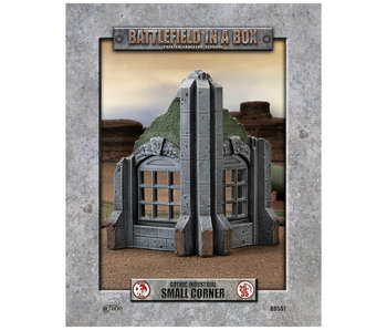 Battlefield in a Box: Gothic Industrial small Corner