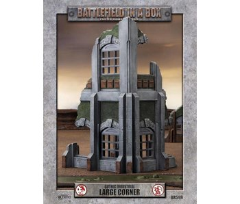 Battlefield in a Box: Gothic Industrial Large Corner